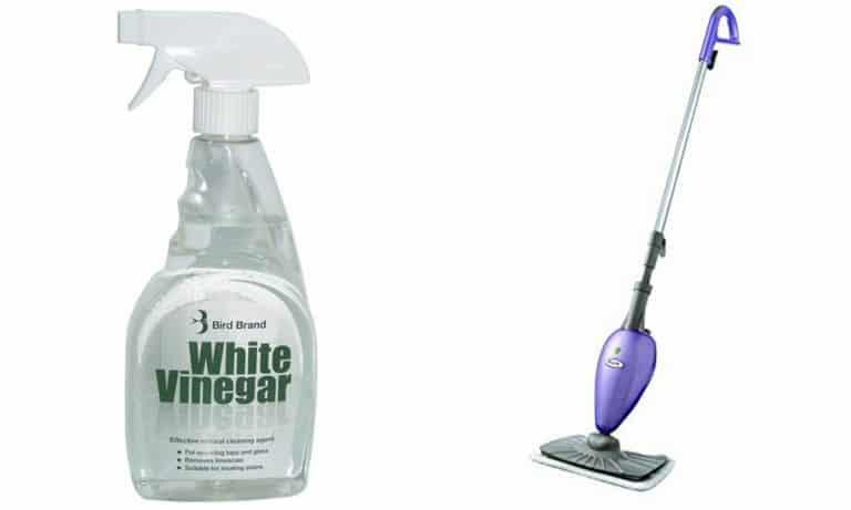Can I Put Vinegar in My Steam Mop?