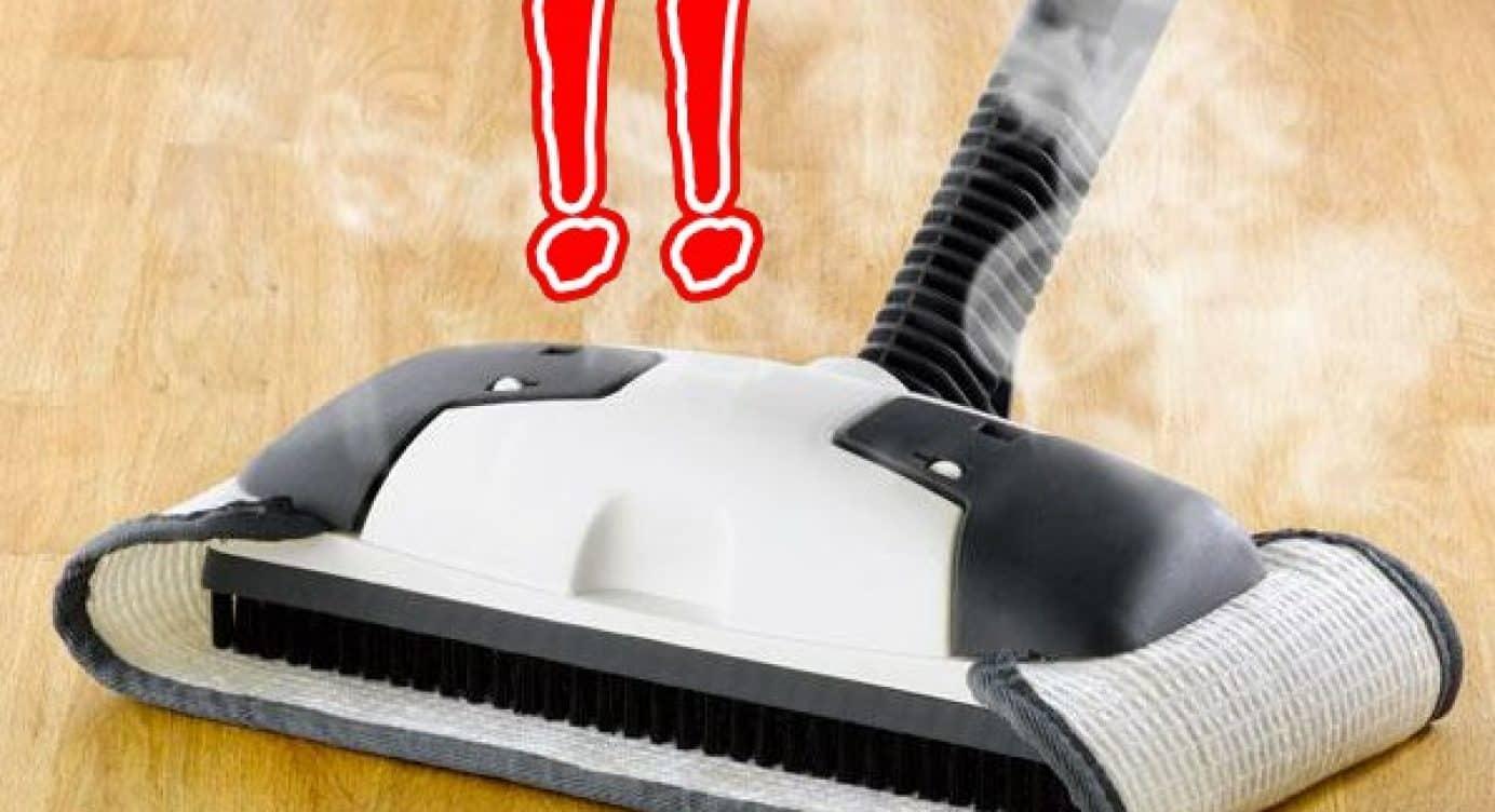 Steam Mop Microfibre Cloth Cleaner Steamer Tile Carpet Cleaning Floor For ORECK