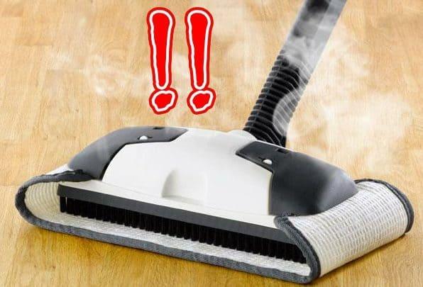 Is The Shark Steam Mop Good For Vinyl Floors Carpet