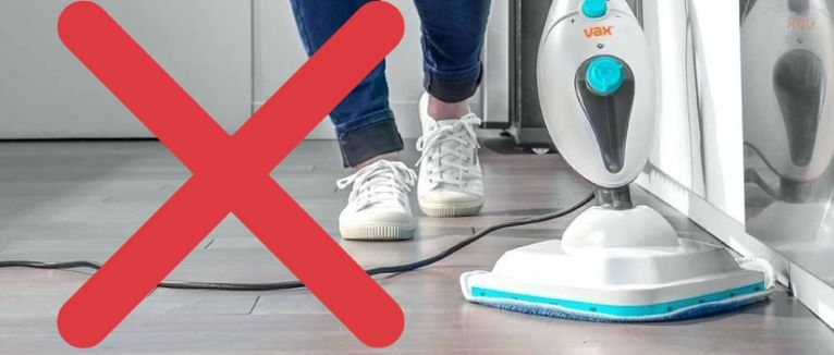 Can You Use A Steam Mop On Laminate Floors How To Clean It Right Scp