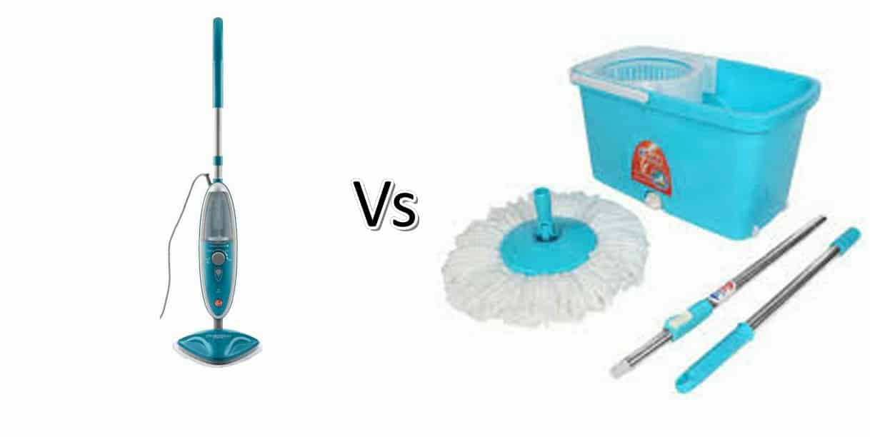 Steam Mop Vs Regular Mop Which One Is Better Scp