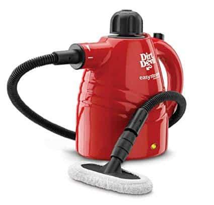 Dirt Devil Easy Steam Handheld Steam Cleaner