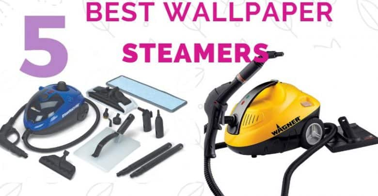 Best Wallpaper Steamers For Professional Removal Steam
