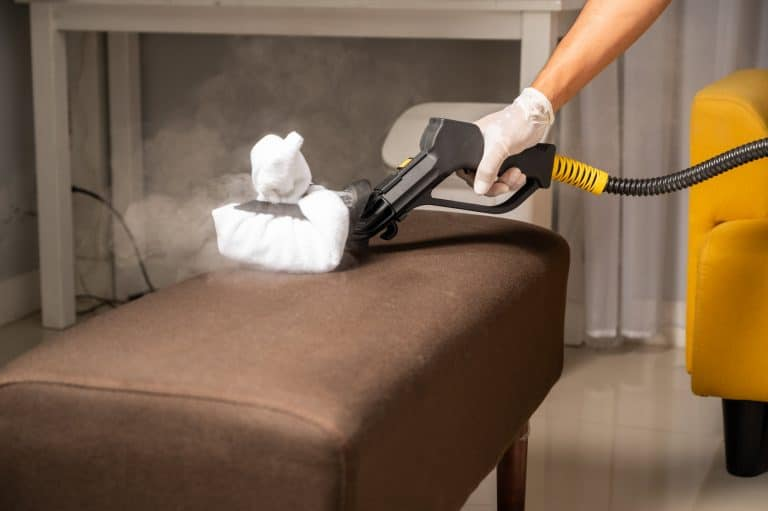10 Step Guide On To Steam Clean A Couch