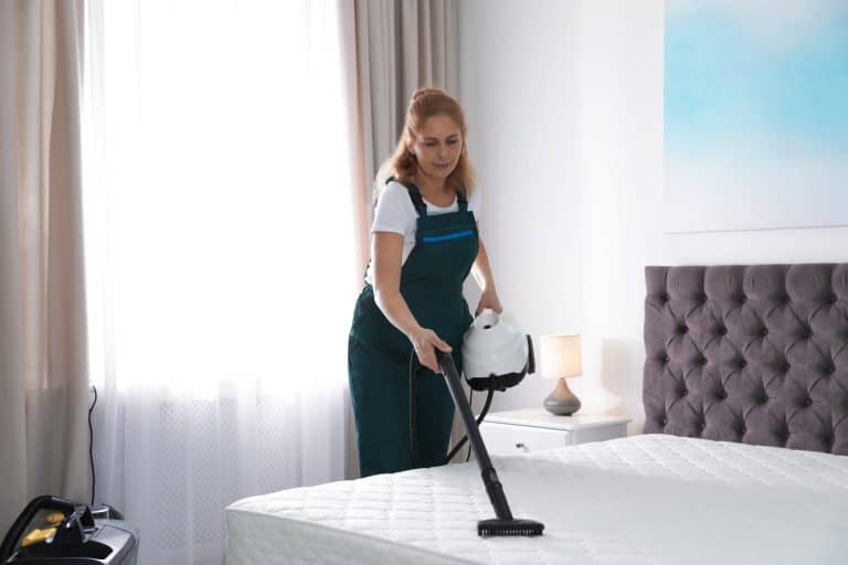 How to Steam Clean a Mattress to Remove Urine, Sweat Stains